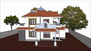 kerala home design 4 beautiful vasthu youtube