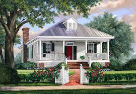Cottage Houseplans by Housewithredmetalroof On Stylish Cottage House Plans With Tin Roof