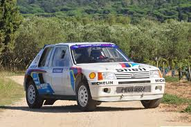 peugeot 205 rally 1984 peugeot 205 turbo 16 evo 1 groupe b ex works classic