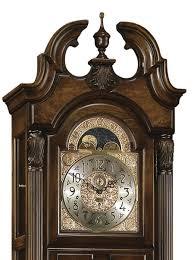 Ridgeway Grandmother Clock Clockway Ridgeway Archdale Chiming Grandfather Clock Made In Usa