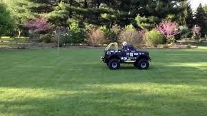 kids gas jeep mini monster truck go kart body best truck in the word 2017