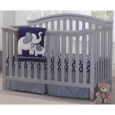 Convertible Crib 4 In 1 by Sorelle Cribs Sorelle City Lights Convertible Two Tone Crib