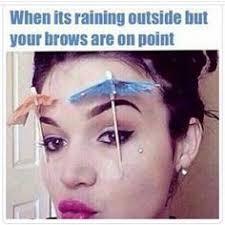 Bushy Eyebrows Meme - eyebrow jokes kappit laugher is the best medicine pinterest