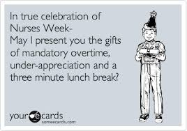 Nurses Week Memes - in true celebration of nurses week may i present you the gifts of