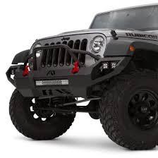 jeep wrangler road bumper 2016 jeep wrangler custom 4x4 road steel bumpers carid com