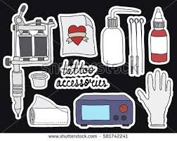 tattoo equipment stock images royalty free images u0026 vectors