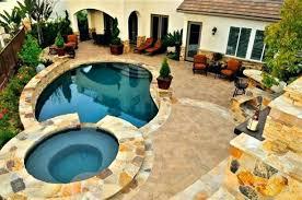 Small Garden Pool Ideas Above Ground Pool Ideas For Small Backyard Backyard Pools Ideas