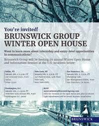 fordham career services brunswick winter internship