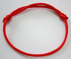 lucky red string bracelet images 2 handmade kabbalah red string bracelet evil eye jewelry kabala jpg