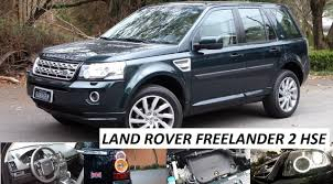 land rover freelander 2016 garagem daily driver land rover freelander 2 hse youtube