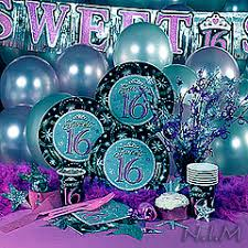 sweet 16 party supplies pictures of turquoise items 28 jun 2005 is there any party more