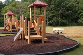 Backyard Play Systems by Playground Borders Action Play Systems