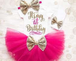 baby girl birthday 1st birthday etsy
