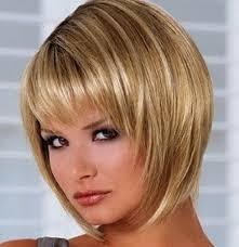 bob with bangs over 40 layered bob hairstyles with bangs for