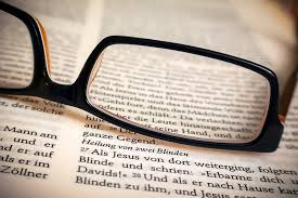 Blind Bible Free Photo Bible Glasses Healing Read Free Image On Pixabay