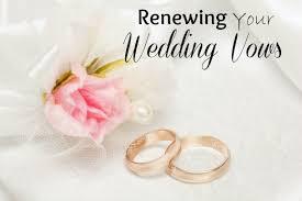 renew wedding vows renewing your wedding vows