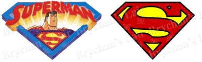 superman ribbon superman no3 usa made novelty craft grosgrain ribbon brychan s lair