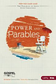 the gospel project for kids power and parables older kids