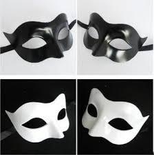 black and white masquerade mask black white masquerade masks s day masks
