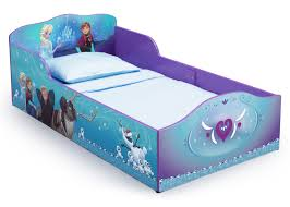 frozen wood toddler bed delta childrens products loversiq