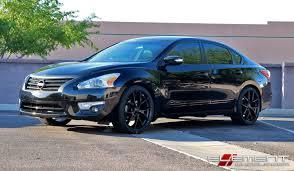 nissan altima 2005 on rims 20x8 5 kmc wishbone satin black on 2013 nissan altima w specs wheels