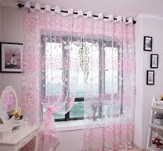Sheer Pink Curtains Curtain 2017 Modern Home Goods Curtains Images Home Goods