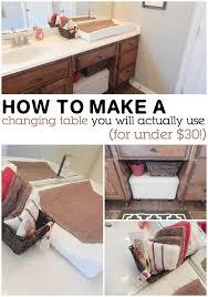 Abdl Changing Table Brilliant Bathroom On Bathroom Changing Table Barrowdems