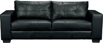 Black Leather Sofa Sets Sofas Center Distressed Black Leather Sofa Friday Sleeper