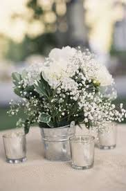 Metal Vases For Centerpieces by Get 20 Bucket Centerpiece Ideas On Pinterest Without Signing Up