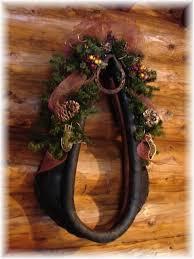Cowboy Christmas Decorating Ideas Best 25 Western Wreaths Ideas On Pinterest Western Crafts