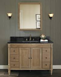 modern bathroom cabinet ideas some great rustic bathroom vanities ideas to bring the freshness of