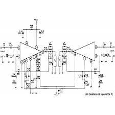 100 100 watt car stereo amplifier circuit diagram using ic