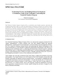 sample narrative report for preschool conditional cash transfer in the philippines by conditional cash transfer in the philippines by socialwatchphilippines issuu
