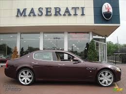 maserati bordeaux 2010 maserati quattroporte s in bordeaux pontevecchio dark red