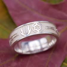 wedding ring image geeky engagement rings nerdy wedding bands custommade