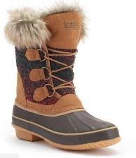totes s winter boots size 11 totes shoes for ebay