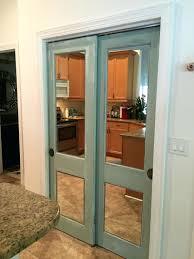 Cool Looking - wardrobe 18 gorgeous bifold mirrored closet doors 6 door bifold
