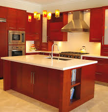 kitchen appealing modern home decor for small l shaped kitchen