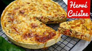cuisiner une quiche recette de quiche végétarienne facile