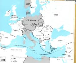 France World Map Eu20 39 1940 Jpg