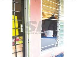 Cermin Tingkap Nako tadika dipecah masuk pahang sinar harian