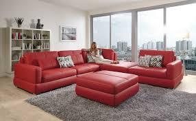 Wohnzimmer Einrichten Poco Poco Polstermöbel Bangkok Eckgarnitur Rot Möbel Letz Ihr