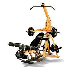 Powertec Leverage Bench Amazon Com Powertec Wb Ls Workbench Leverage Gym Yellow Home