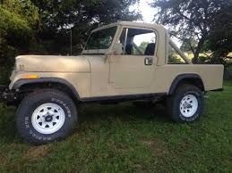 jeep scrambler for sale 1982 jeep scrambler cj8 258 v6 auto for sale anderson mo craigslist