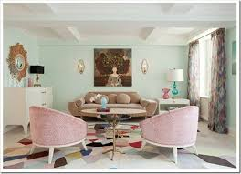 living room decorating ideas with pastel colors for summer 2018