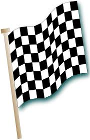 Checkered Racing Flags File Checkered Flags Fr Svg Wikimedia Commons