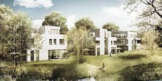 architektur visualisierungen projekte wohnungsbau wohnen in bühlau archlab architektur und