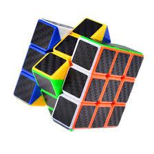 amazon com puzzle cube haip 3x3x3 carbon fiber sticker speed