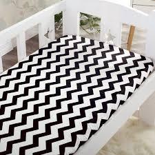 Crib Mattress Fitted Sheet Baby Cotton Bedding Fitted Sheet Bed Cover Cot Bed Crib Mattress