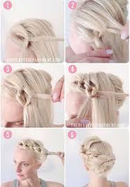 Hochsteckfrisurenen Zum Selber Machen Schulterlange Haare by 25 Best Hochsteckfrisuren Kurze Haare Ideas On Kurze